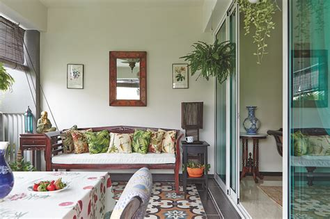 inimitably indian  homes furnished  vintage indian