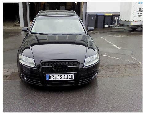 Audi A6 4f Grill by A6 Grill Quot Billig Quot Grill Audi A6 4f 203836079