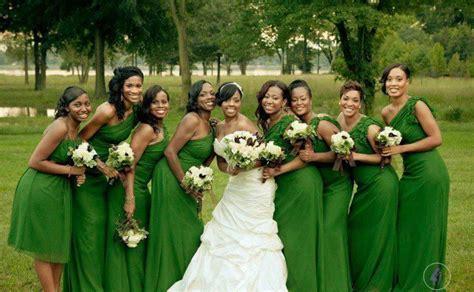 kenya green wedding   kENYAN BRIDE   Wedding bridesmaids