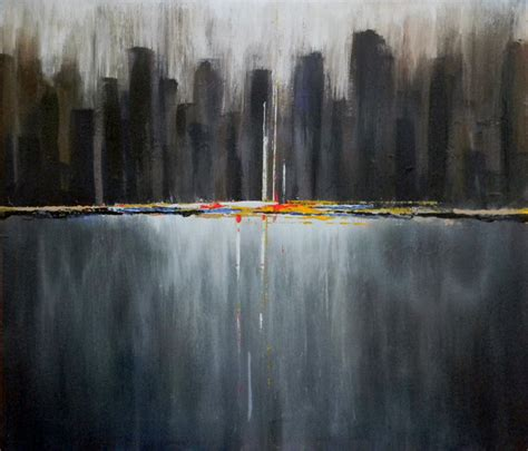 acrylic painting new acrylic canvas painting modern artwork new york by