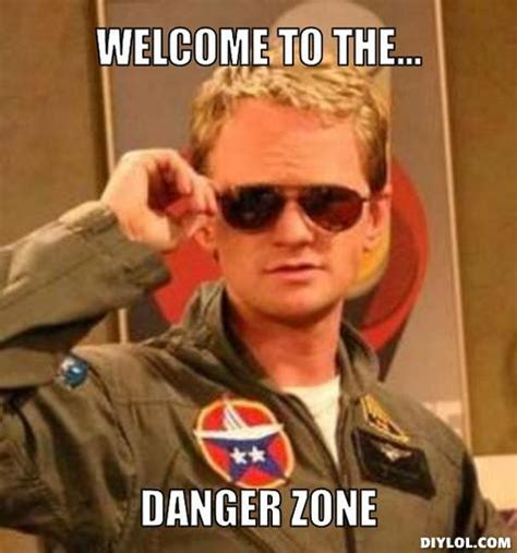 Danger Zone Meme - dangerous memes image memes at relatably com