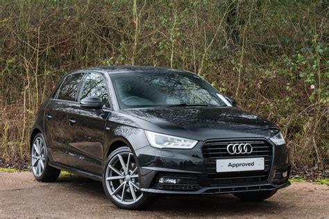 Audi A 1 Schwarz by Used 2016 Audi A1 Sportback Tfsi S Line Black Edition For