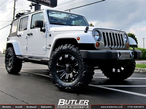 Jeep Of Atlanta Jeep Wheels And Tires Jeep Wrangler With 18in
