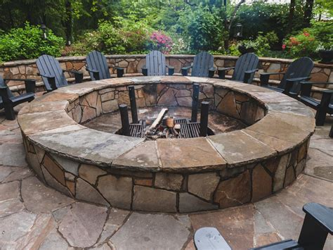 Large Firepit Photos Hgtv