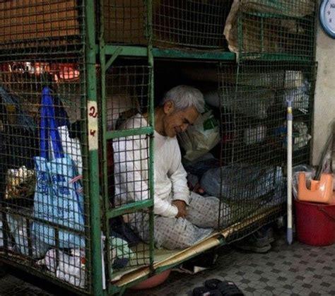 Tiny House Colorado Em Hong Kong Pessoas Moram Em Gaiolas Papo De Homem