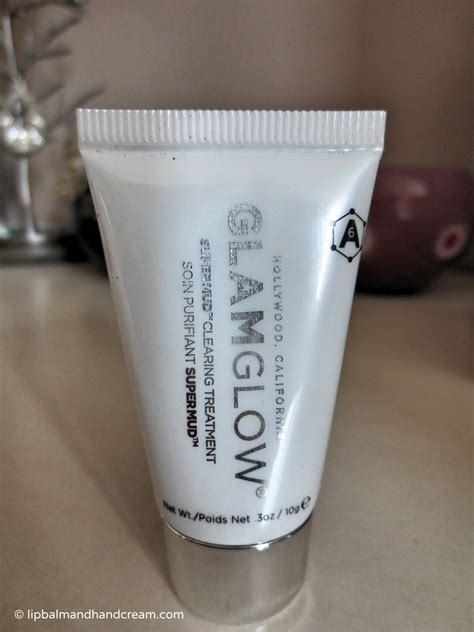 Glam Glow Supermud Clearing Treatment why does everyone glamglow supermud clearing
