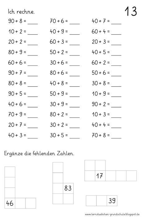 Rechnung Zahlen Englisch Lernst 252 Bchen 220 Bungsbl 228 Tter F 252 R Die Hausaufgaben