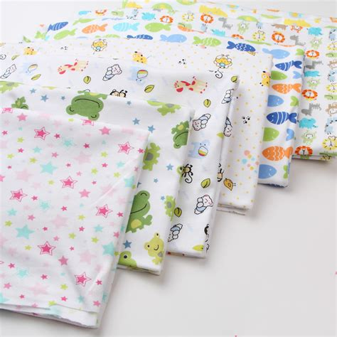 knit fabric for baby clothes aliexpress buy new arrival 50 180cm stretchy printed