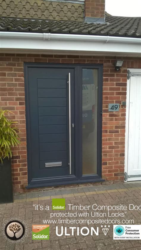 anthracite grey palermo solid  side panel copy solidor