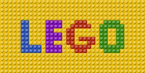 Lego Letter Tutorial | toybricks lego text effect photoshop tutorial photoshop