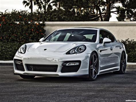 Fotos De Porsche Panamera Turbo V Pt 2010