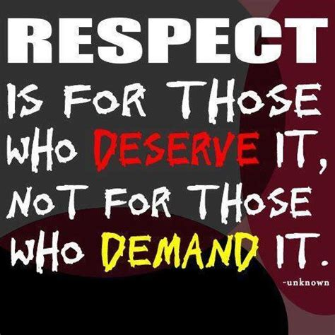 Respect Quotes Quotes About Respect Sualci Quotes
