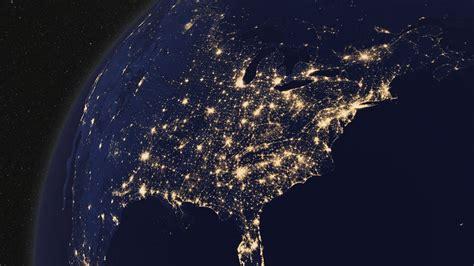 imagenes satelitales hd earth at night north america hd video unprecedented