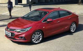 india bound new chevrolet cruze launched in china ndtv