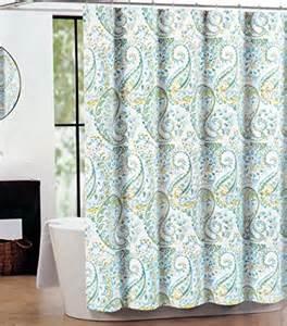 Grey Green Shower Curtain Tahari Fabric Shower Curtain Teal Green Gray Hayden