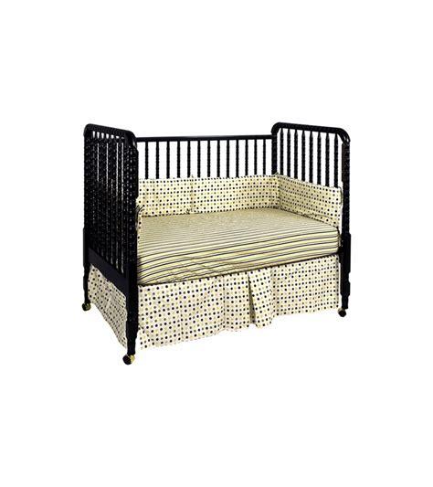 Lind Crib Hardware by Davinci Lind Crib In Black Finish