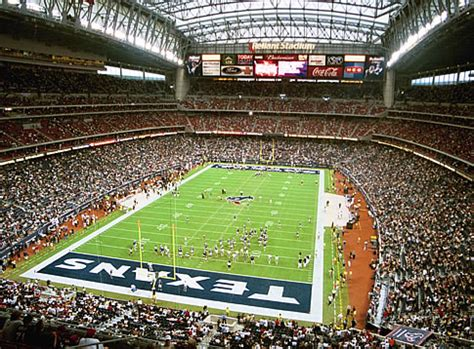 houston texans stadium guide to rv tailgating at the houston texans reliant stadium
