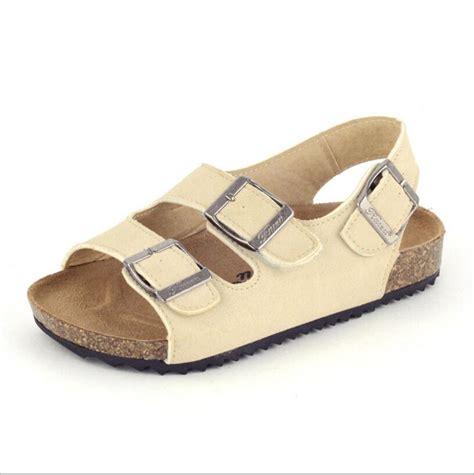 sandals for boys fashion germany children sandals boy cork sole