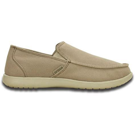 loafer crocs crocs santa clean cut loafer khaki cobblestone