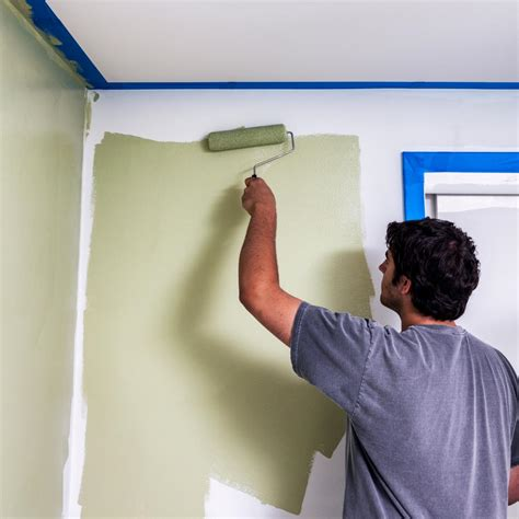 how to paint a wall using a roller the best technique 15 painting mistakes to avoid diy