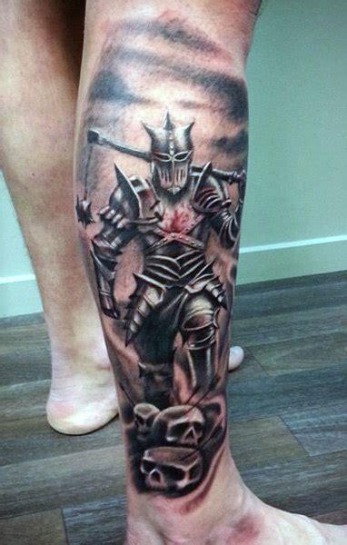 best leg tattoo designs for men top 80 best designs for brave ideas