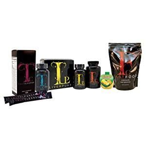 Liverpure Detox Kit by True2life Premiere 30 Day Liver Detox