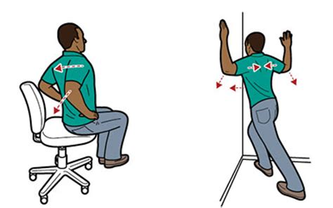 fitness fix how to correct computer slouch experience