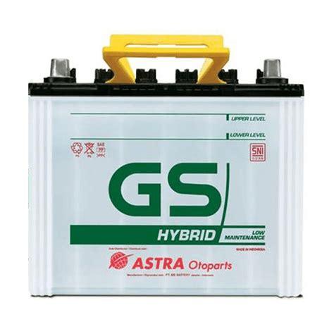 Gs Premium N70 By Jualaki gs astra hybrid n70 12v 70ah kiosban