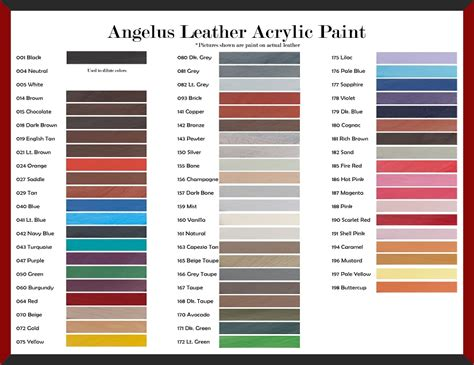 angelus leather paint how to use angelus acrylic leather paint 4 oz