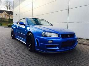 Nissan Skyline R34 Gtr Used Nissan Skyline R34 2 6 Gtr For Sale In Herts