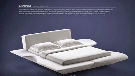 flou bed  model  cg daily news