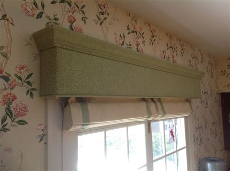 Fabric Covered Cornice 17 Best Images About Upholstered Cornice Ideas On