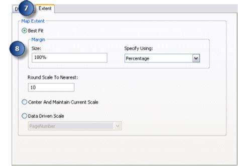 arcgis layout ansicht drehen aktivieren der kartenserie f 252 r eine streifenkarte hilfe