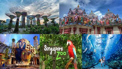 places  visit  singapore  family travel