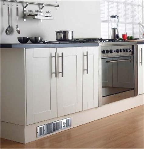 Space Saver Shower Baths myson kickspace kitchen plinth heater under cupboard
