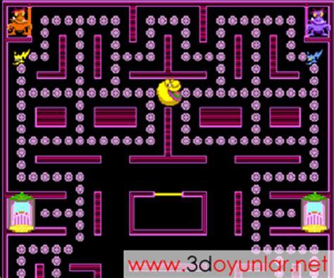 pacman oyna pacman oyunu 3d yetenek oyunları oyna