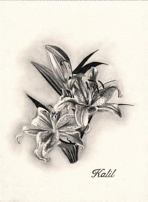 tattoo blanc quebec dessin tatouage fleur cool little fox by loujah plus with