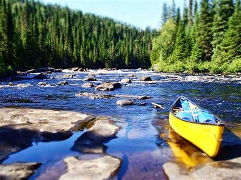 circuit qu 233 bec en cano 235 kayak laika voyageslaika voyages - Canoe Kayak Quebec
