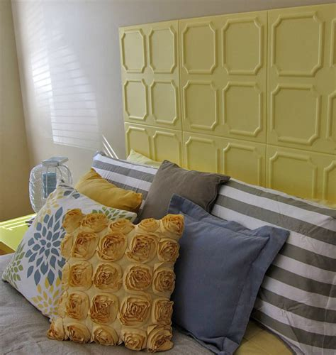 Diy Headboards Ideas by 10 Diy Bedroom Headboard Ideas Home Design And Interior