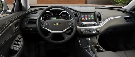 mohr interieur the 2016 chevy impala has arrived at andy mohr chevrolet