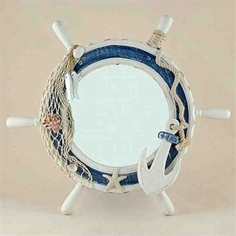 Nautical Mirror Bathroom Nautical Bathroom Mirror Decor Ideasdecor Ideas