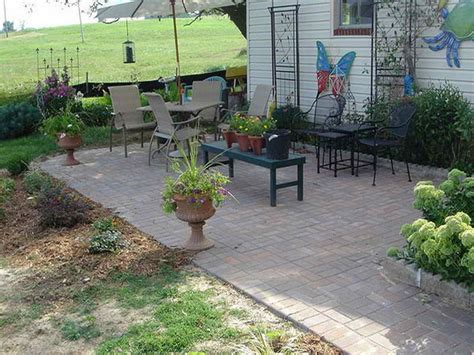 unique patio ideas unique simple patio designs 6 simple outdoor patio ideas
