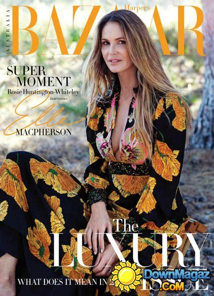 In Harpers Bazaar June 07 by S Bazaar Au 06 07 2017 187 Pdf Magazines