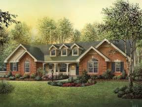h shaped ranch floor plans brick trend home design and decor