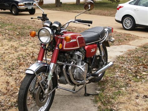 1973 honda cb350f cb350 four only 7 500 for sale on 2040 motos