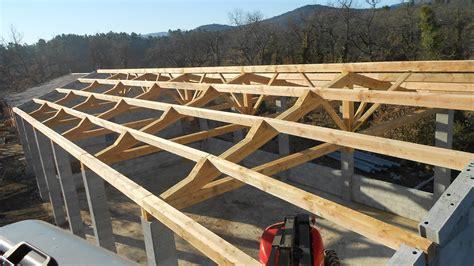 hangar bois agricole hangar agricole en fermes latines scop apex artisans du