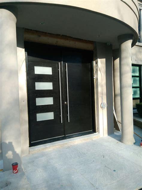 contemporary double door exterior modern exterior doors archives modern doors