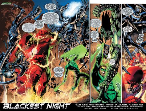 Kaos Justice League Batman Superman Flash 103 green lantern the atom and the flash vs black lantern