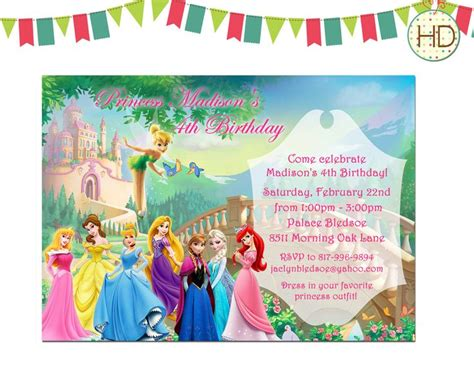 Coklat Card By Castle Shops 17 best images about princess invitations princess