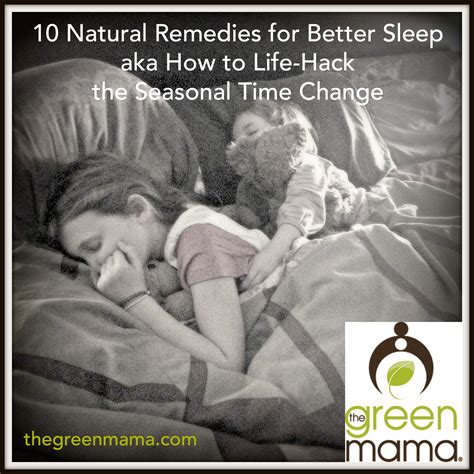 10 natural ways to sleep better and feel energized in the 10 natural remedies for better sleep aka how to life hack